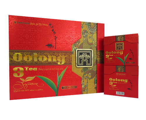 Supreme High Quality 3TEA OOLONG TEA