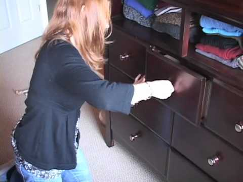 get quotations how to fix dresser drawer runners - How To Fix A Drawer