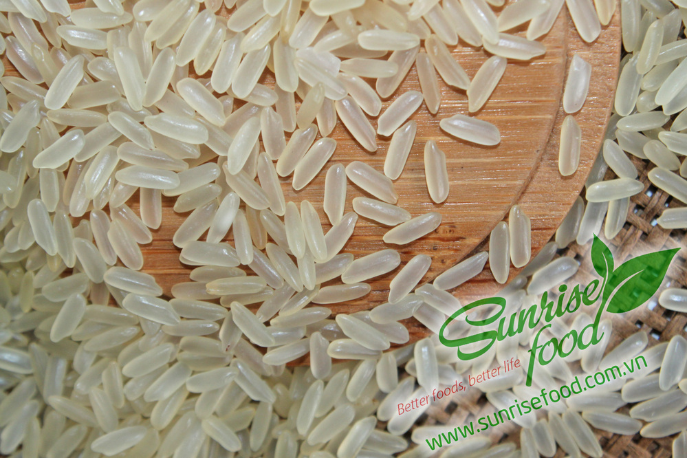VIETNAM PARBOILED RICE 25% BROKEN FOR SALE IN BULK