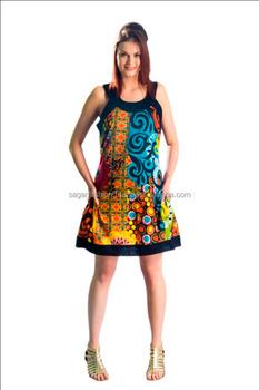 a2cb25a354ebf Fancy ladies Tunic dress 2016 woman kurti style tunic one piece manufacturer  wholesaler