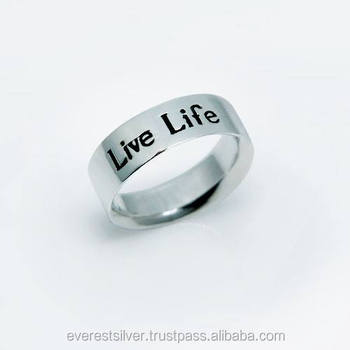 Excellent Pure Silver 925 Ring Thailand Handmade Product Buy