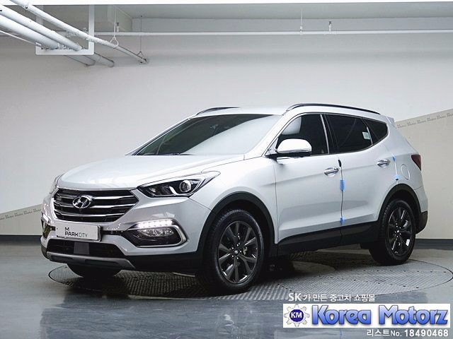 2015 HYUNDAI Santa Fe The Prime DIESEL 2.2 4WD Exclusive Special used car (18490468)