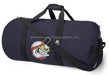 6f4f9662ba Baseball Duffle Bag   Baseball Fan Gym Bags   Pretty Price and Good Quality  baseball hat