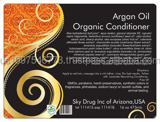 Argan Oil Organic Conditioner 55 Gallons