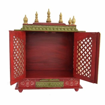 Home Temple/ Wooden Temple/ Pooja Mandir/Temple For Home