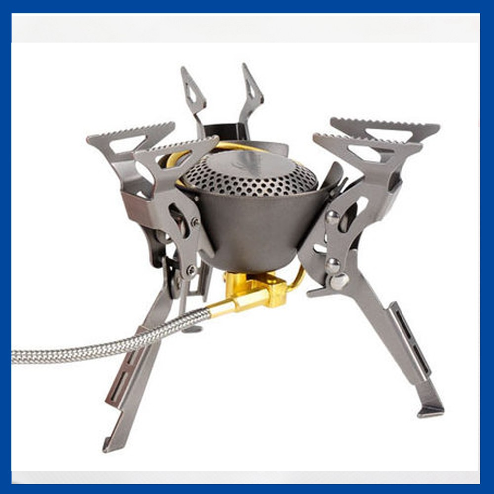 World leading manufacturer multi fuel camping stove Titanium stove