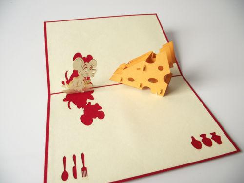 Маслом, открытка киригами кружка шаблон