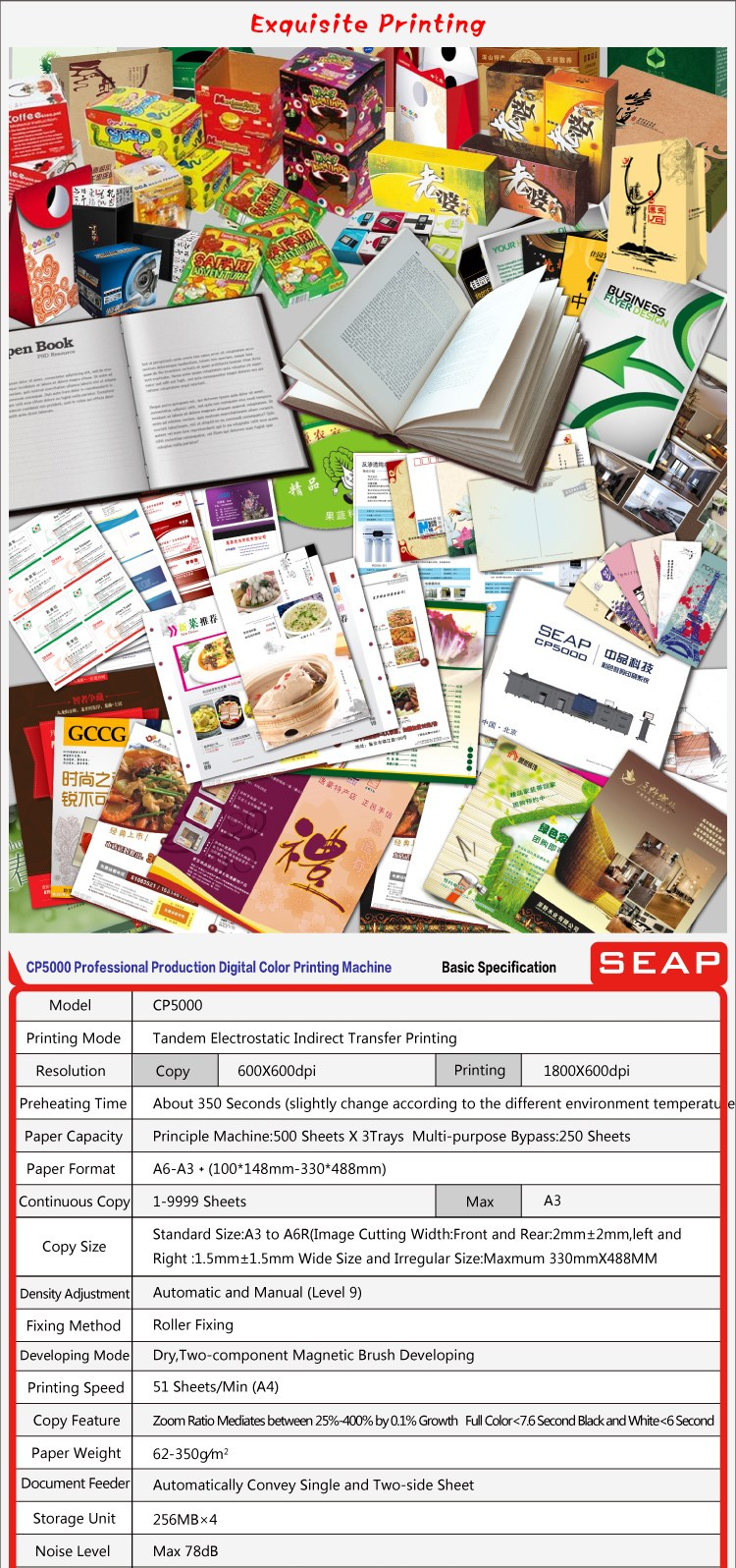 Seap cp5000 wedding invitation card business card printing machine seap cp5000 wedding invitation card business card printing machine price magicingreecefo Image collections