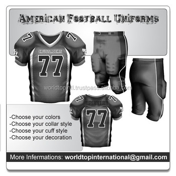 professional football jerseys