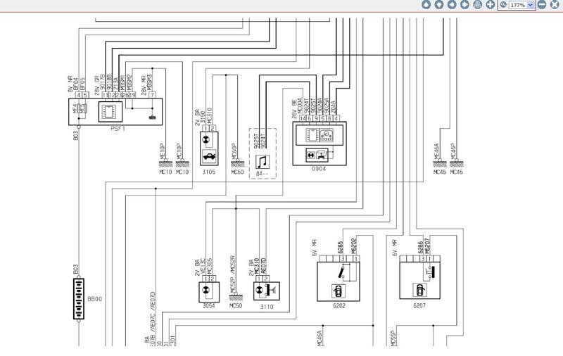citroen c3 radio wiring diagram citroen c3 stereo wiring diagram