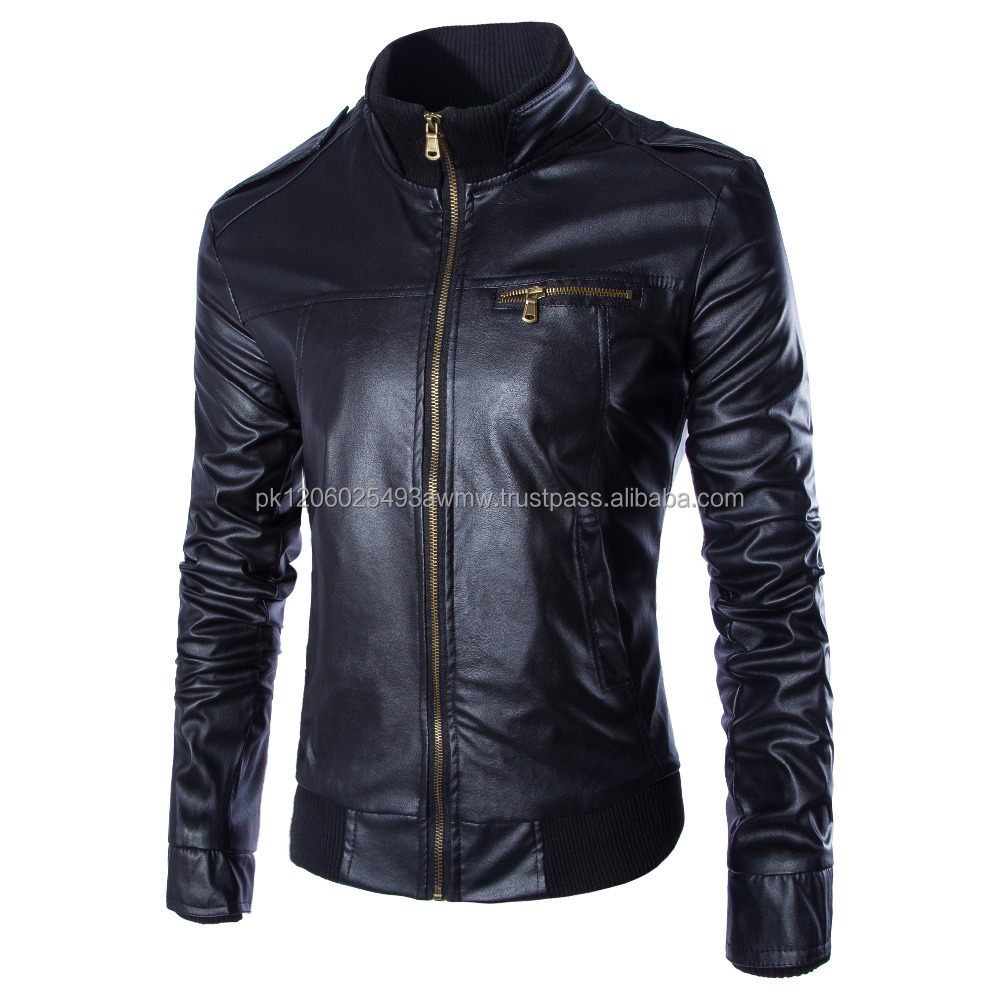 Exclusive Motorbike Leather Jacket