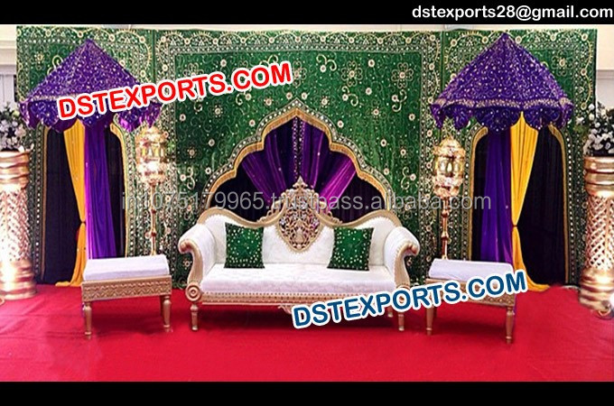 Wedding Cut Out Backdrops Indian Arch Type Backdrop Curtain Different Mandap