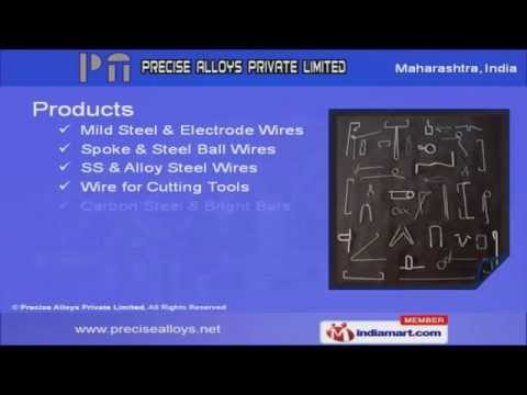 Mild Steel Wire by Precise Alloys Private Limited, Mumbai