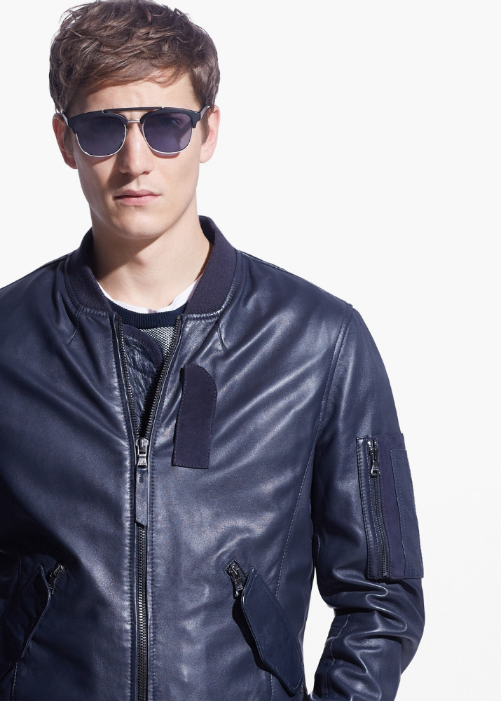 Pakistan Produces Customize latest design High quality Leather Jacket for men
