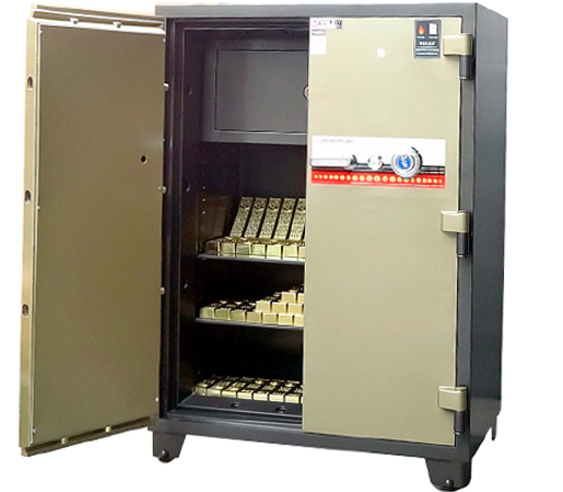 fireproof safes double door safe - Fire Proof Safe