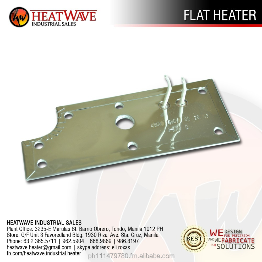 Strip Heater And Flat Heaters Plates E Electric Product On Alibaba