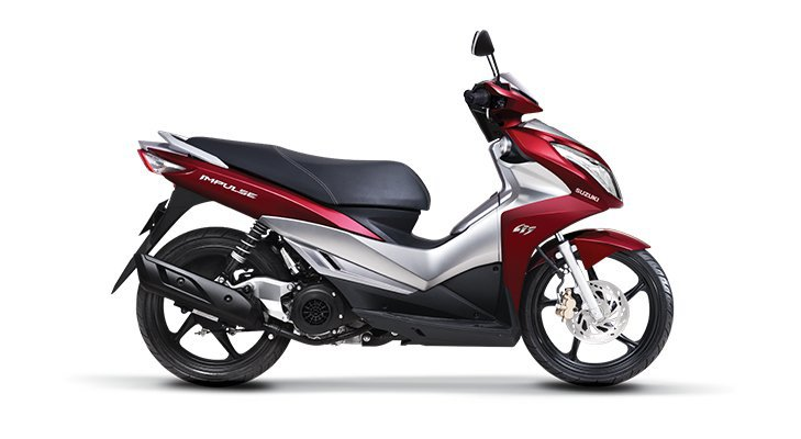 Motorcycle Im-pulse 125cc