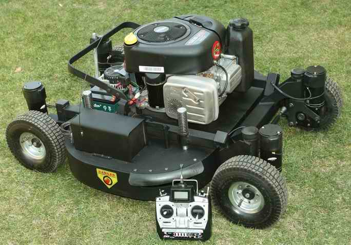 Remote Control 4x4 Lawn Mower Buy Remote Control Lawn