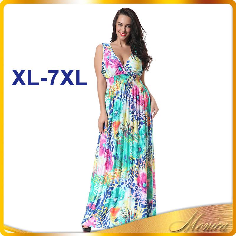 b5a1f21ba Mujer Plus Tamaño Ropa Para Mujer Gorda Vestidos Dropship Ropa De ...