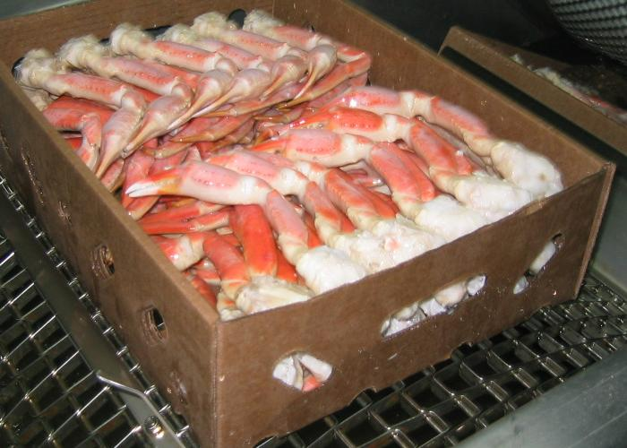 Frozen Snow Crab Legs & Clusters  - Buy Crabs And Shrimps Product on  Alibaba com