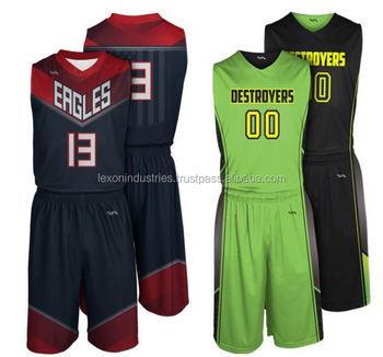 b36e0156 Personalizado sublimación uniformes de baloncesto diseño para equipo juvenil