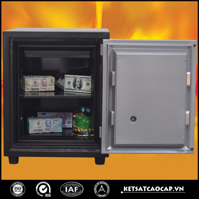 Cheap safes with electronic lock for home and hotel use - 56 EK