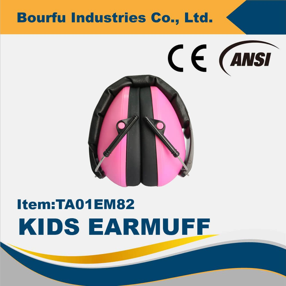 Lightweight CE baby sleep CE Children Earmuff