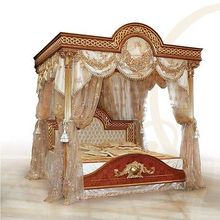 Canopy Bed Barock bed