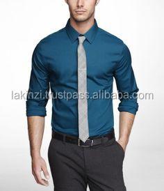 417f7d30b85 Mens Grey Color Office Formal Shirts - Buy Mens Grey Color Office ...