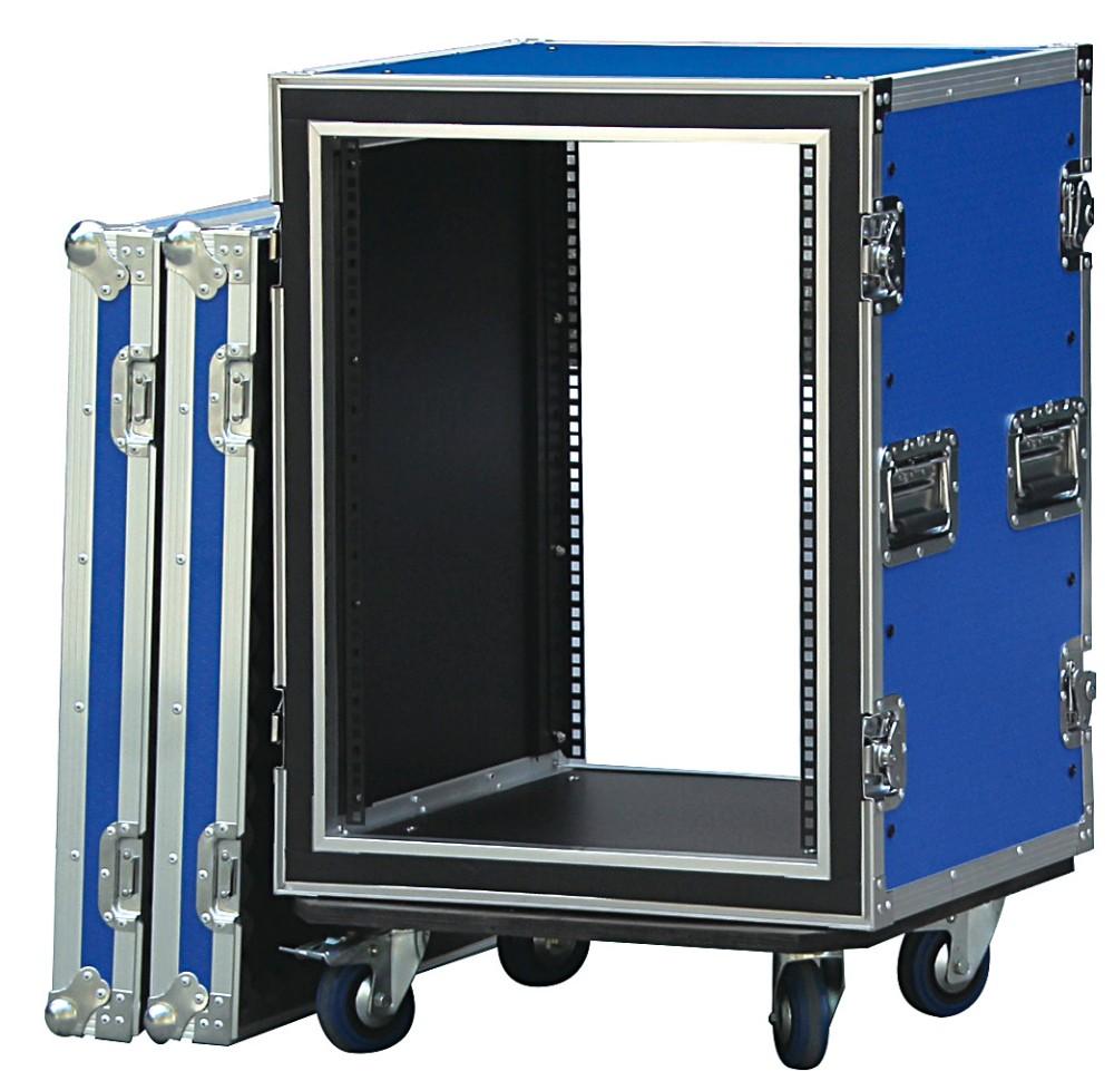 Dismental 14u Audio Rack Cabinet