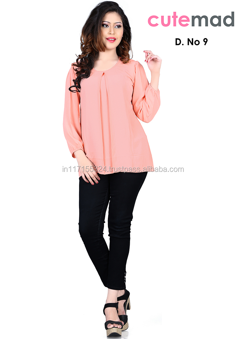 8b339c565bc Newest tops collection 2015 online shopping kurti-cheap price tops-ladies  jeans top design