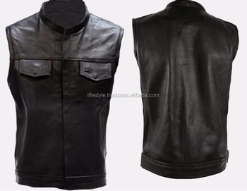 Vest Mens Denim Vest Boys Denim Vest Black Denim Vests Men Leather
