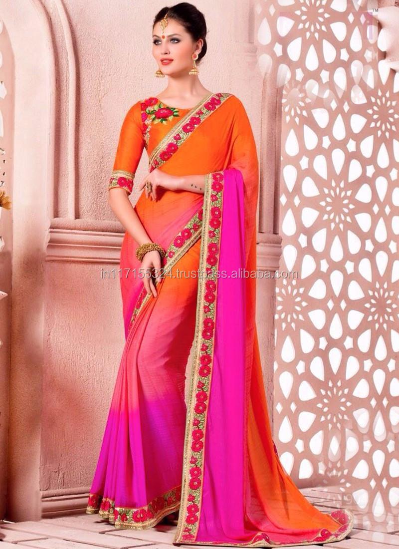 8620adfa2870a New border design saree - Peacock saree - Saree manufacturer - Fancy saree  blouse designs -
