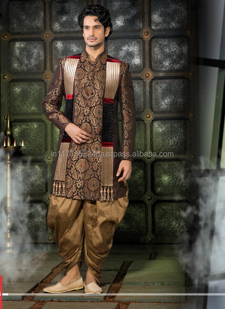 Indian Wedding Sherwani Designs For Men