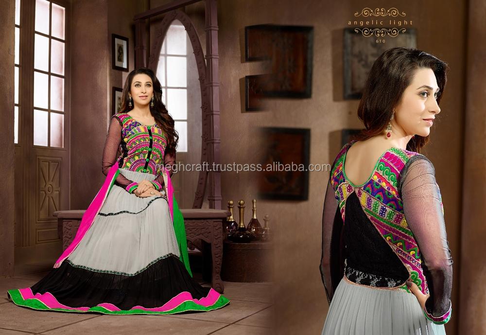 Designer Sarees Salwar Kameez Suits Bridal Lehenga - Designer ...