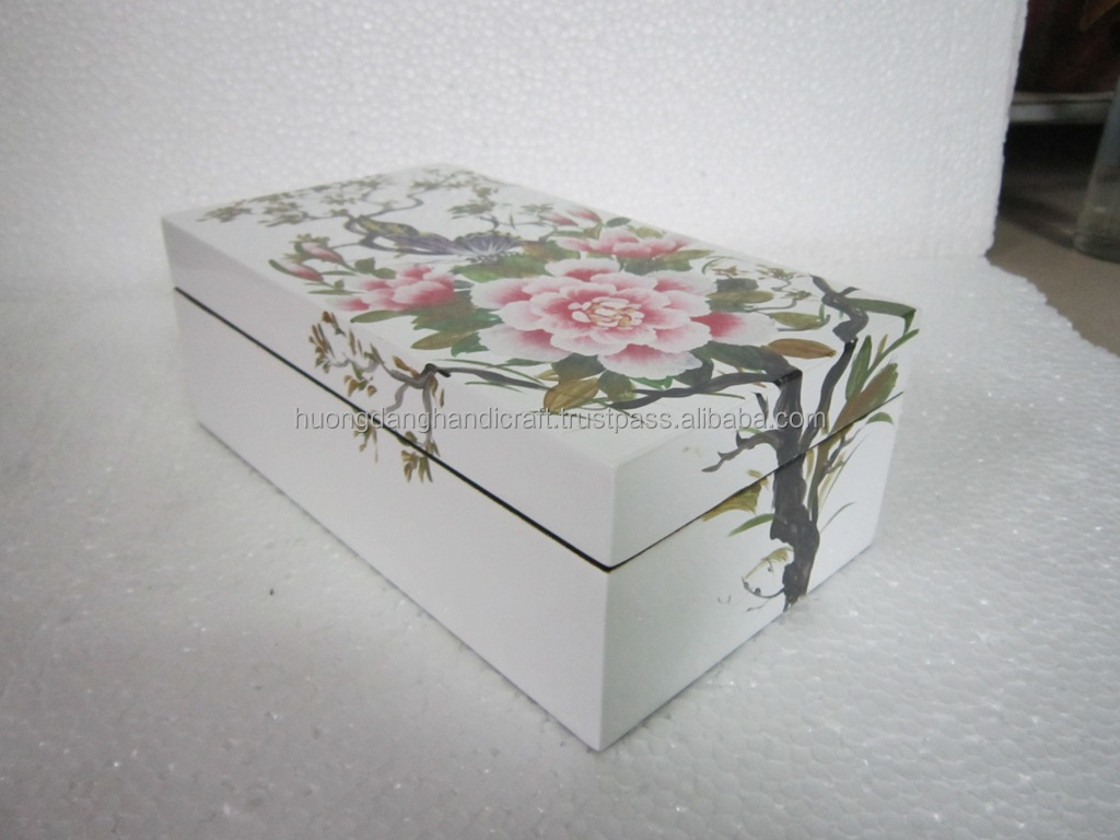 Wholesale High Quality Lacquer Vietnam Lacquer Box,Lacquer ...
