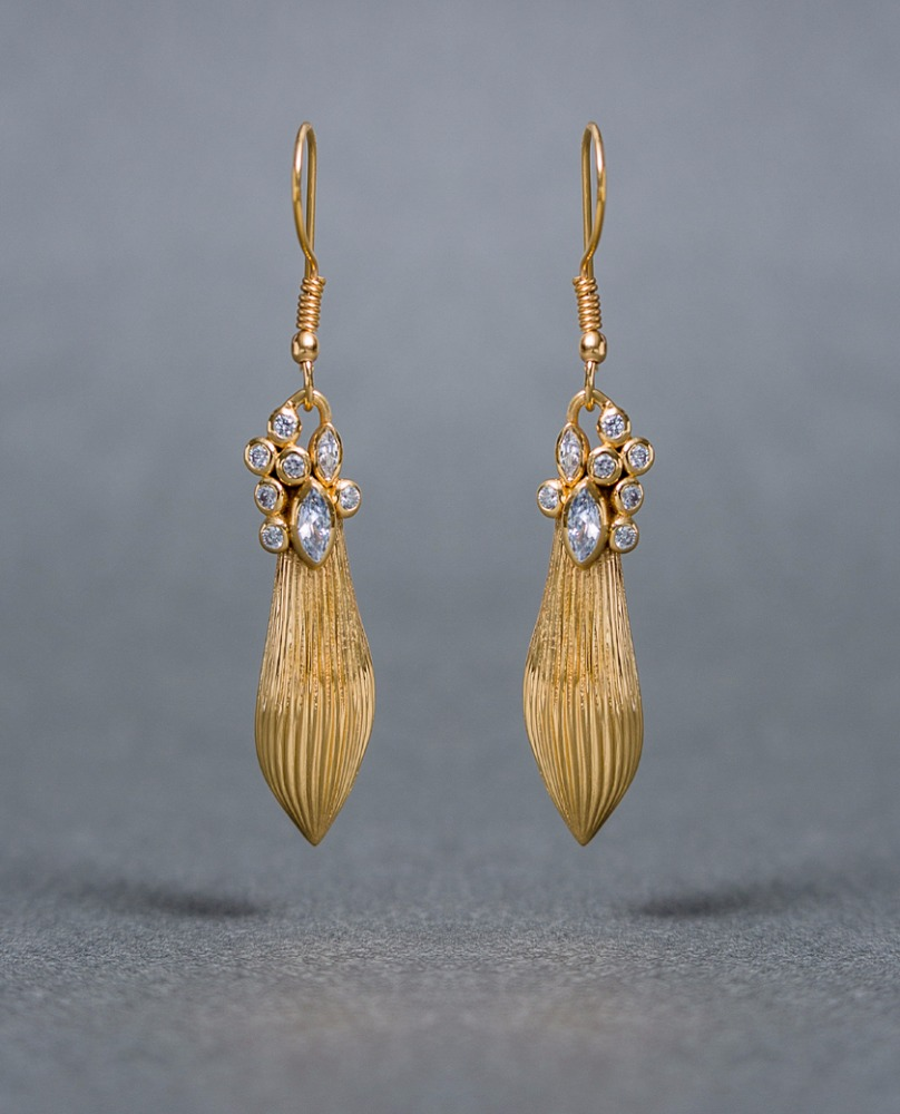 Gold Hanging Earrings, Gold Hanging Earrings Suppliers and ...
