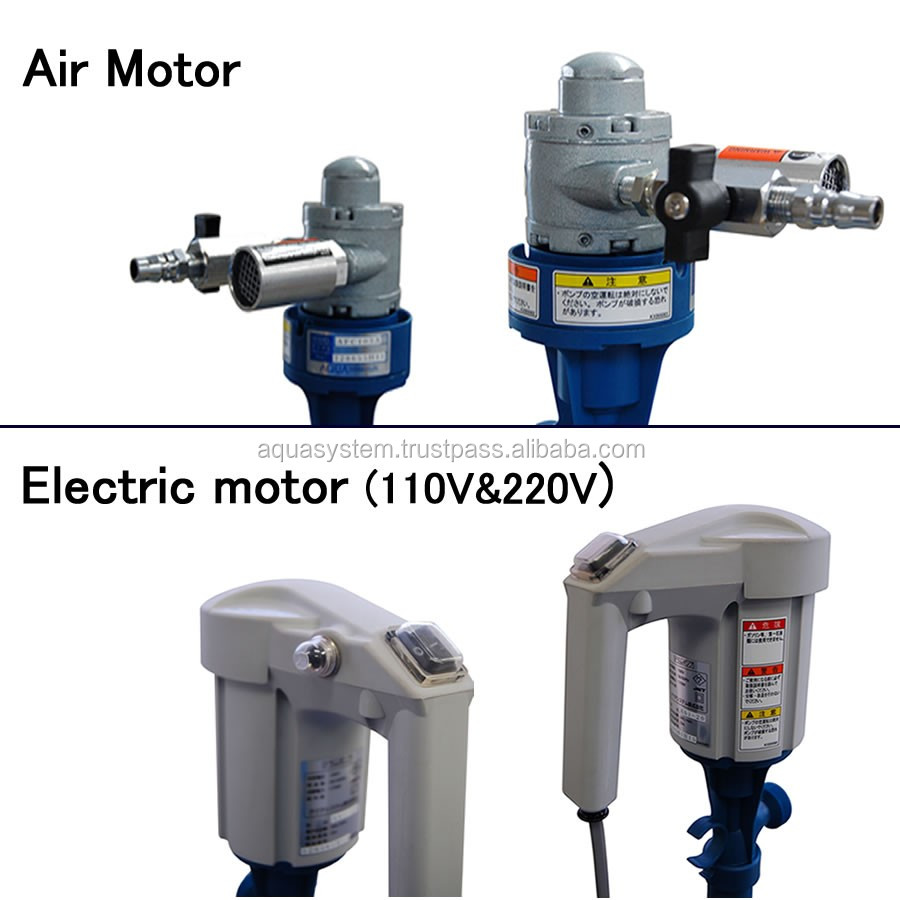Durable and light electric battel pump CHD-20APP-i for drum use, small lot order available