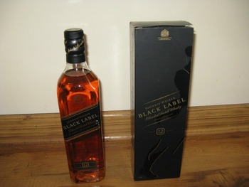 Black Label Blended Scotch Whisky For Sale At Affordable