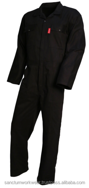 Sanctum 100% Cotton Coverall - Sc 1101