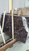 Red Marble Tile and Slabs