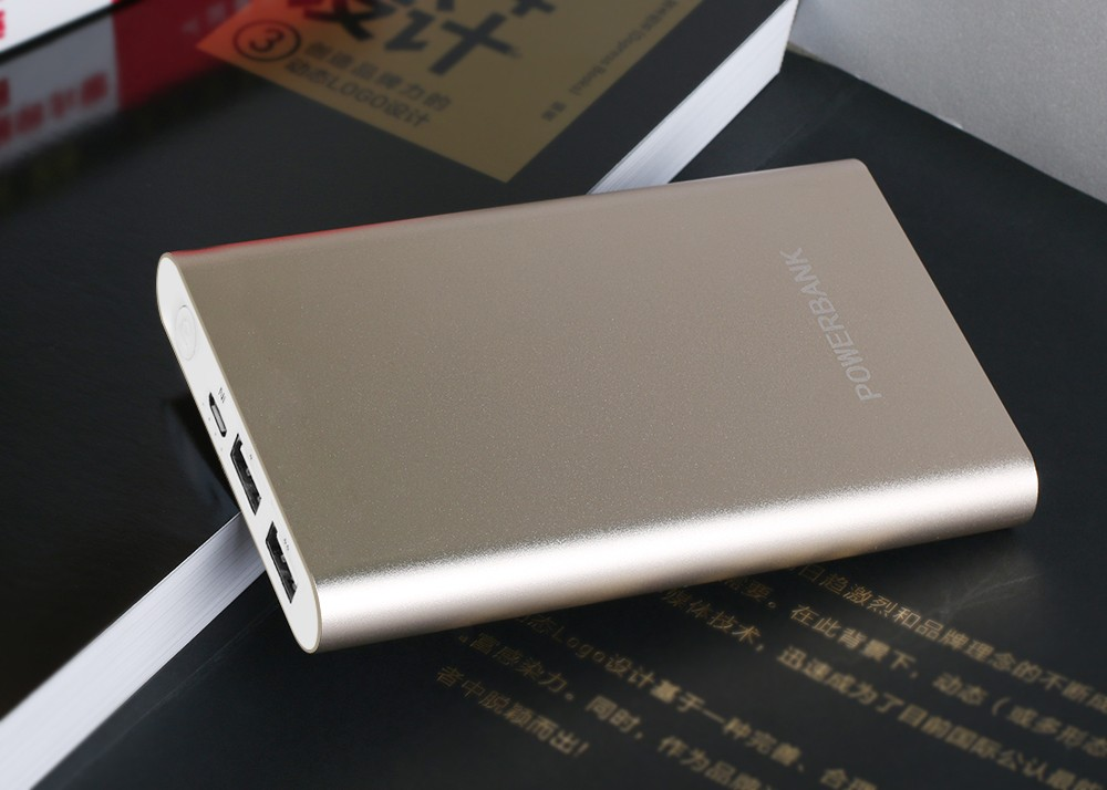 2018 Power Bank 8000mah For Samsung S7/iPhone 7