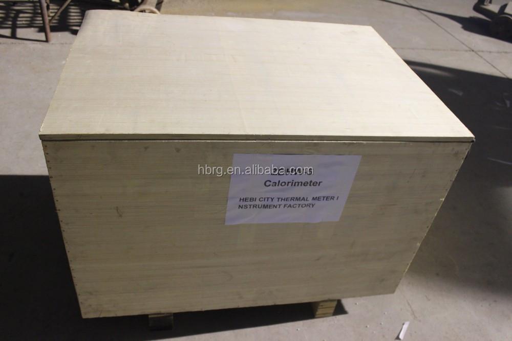 Wholesale APEX ZDHW-4 Oxgen bomb Calorimeter China supplier coal ...