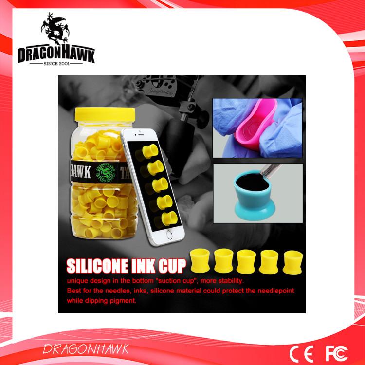 Wholesale tattoo supplies soft silicone tattoo ink cup for Tattoo supplies wholesale