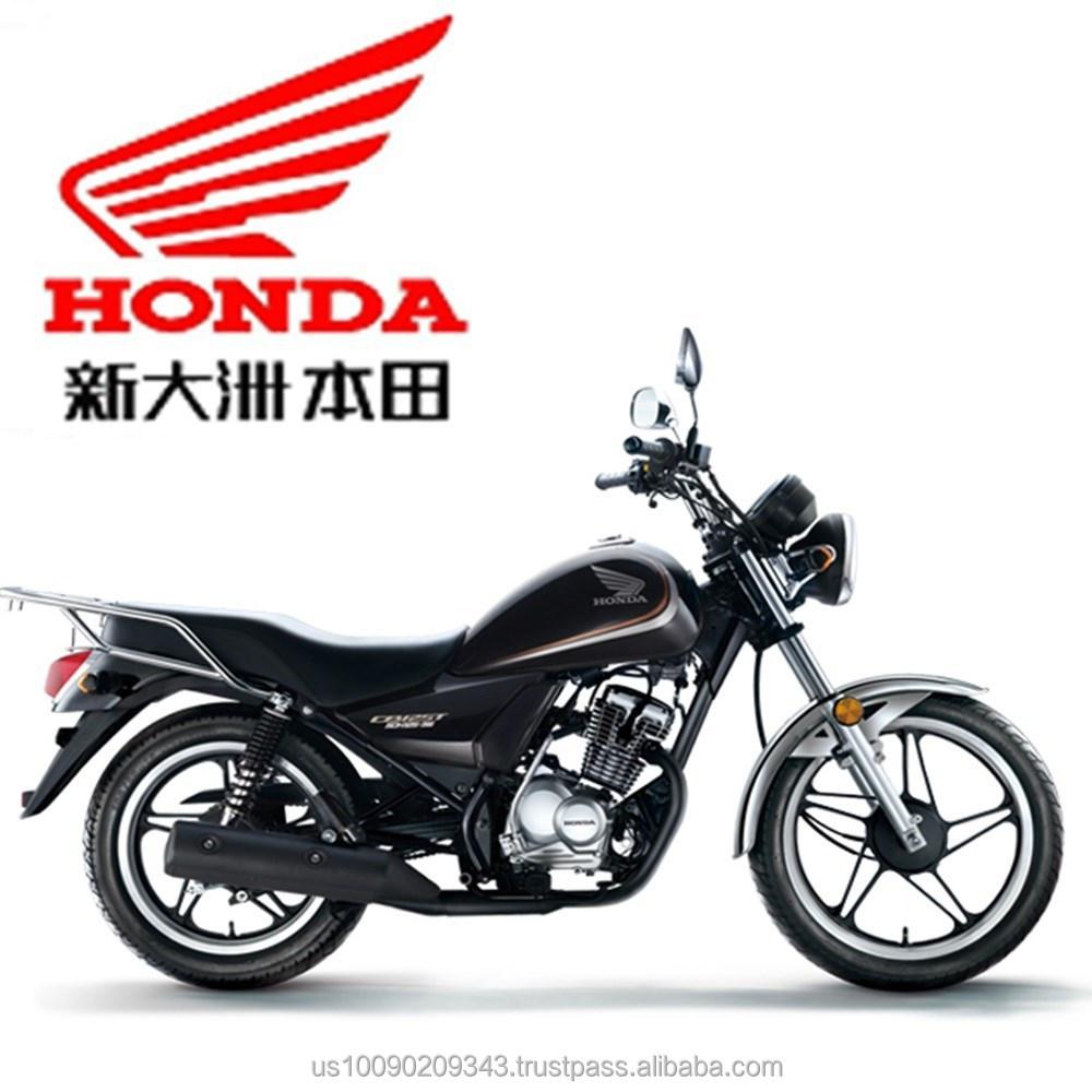 Honda 125 Cc Motorcycle 56