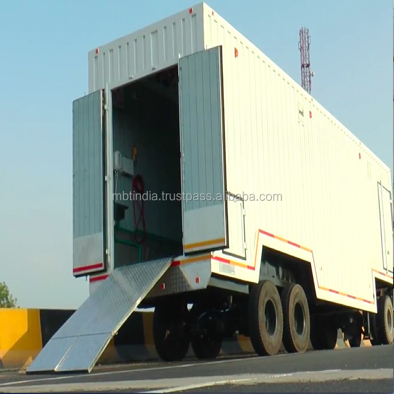 how to build a mobile poultry processing unit
