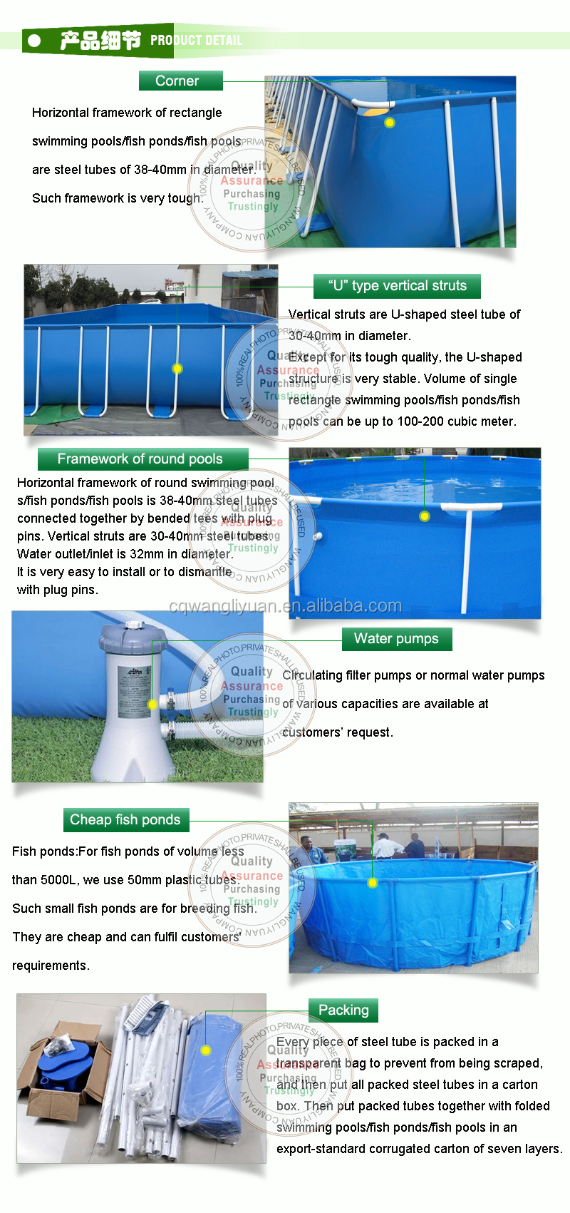 Wly Pvc Round Fish Pond For Indoor Ras System - Buy Plastic Fish ...