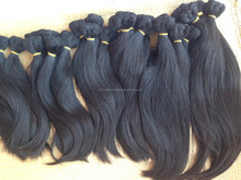 Vietnam best price single drawn silky straight hair weaving - 100% natural full cuticle hair