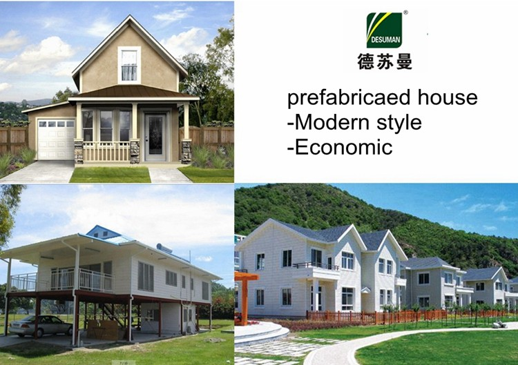 low cost prefab homes with simple design for Nigeria