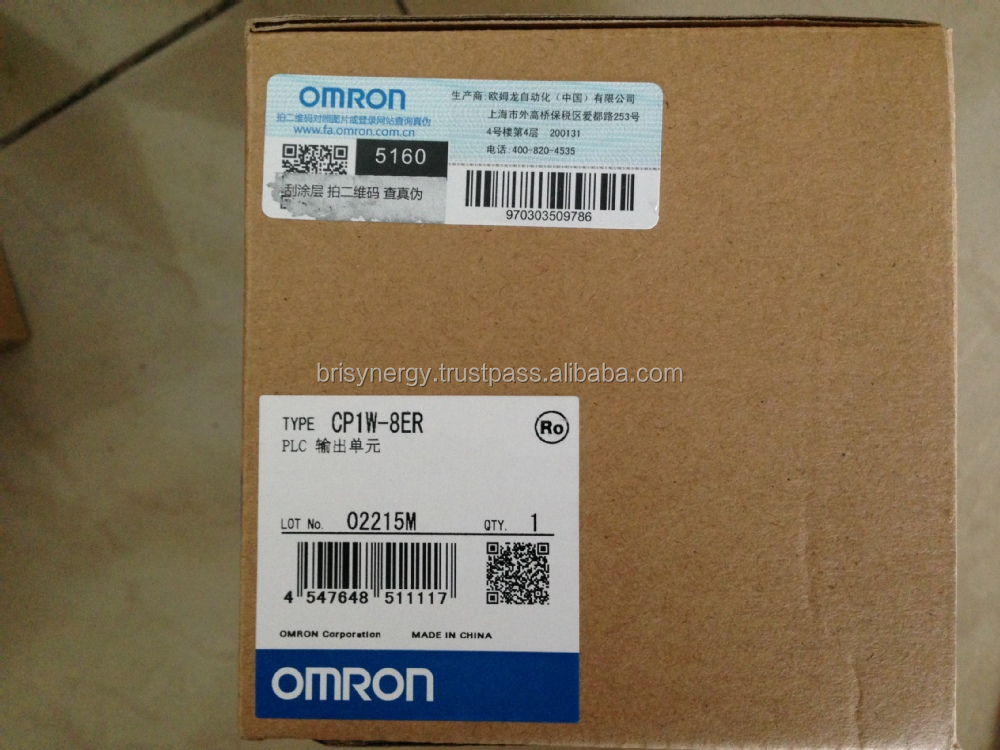 Brand New In Box Omron CP1L-L10DT-D PLC